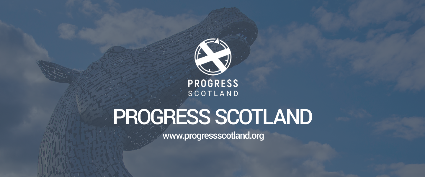 LAUNCH OF 'PROGRESS SCOTLAND'